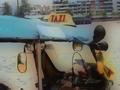 Sleepy Tuk Tuk Driver in Si Racha